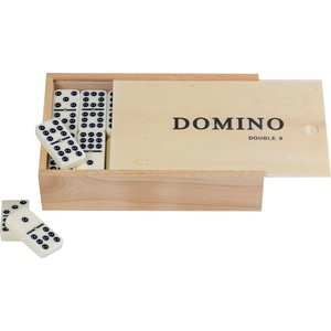 Domino Double 9 Thick