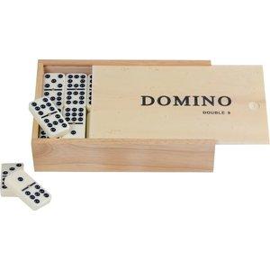Domino Dubbel 9 Dik
