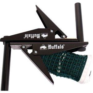 Tafeltennis net set Buffalo Clip On