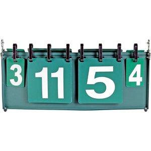 Table Tennis Scoreboard Buffalo 2 Players