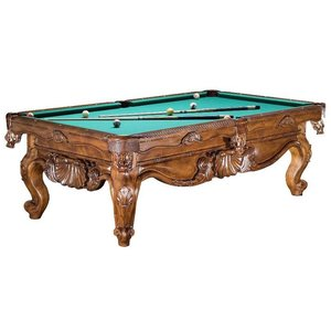 Poolbiljart Indiana home 8-foot Esdoorn