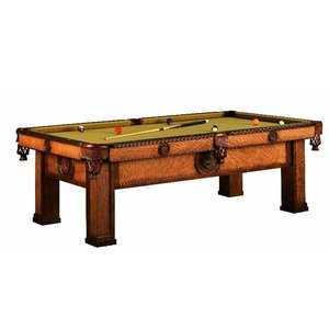 Pool billiards Missouri 8-foot Maple