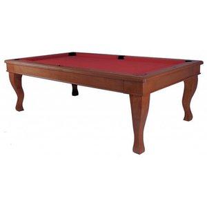 Pool billiard Canossa. Incl. cover sheet