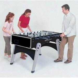 Football table Garlando Foldy evolution Indoor Collapsible