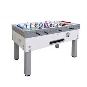 Foosball table Garlando Maracana white