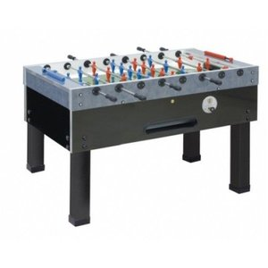 Foosball table Garlando Maracana black