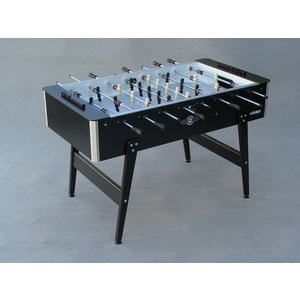 Foosball table Profi Deutscher Meister black