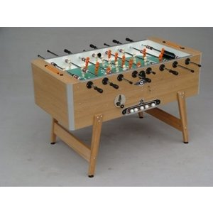 Deutsche Meister football table Grande Luxe oak