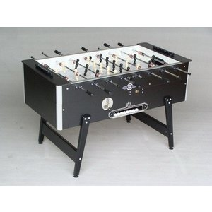 Deutsche Meister soccer table Grande Luxe black