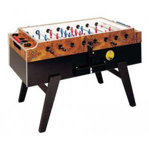 Foosball table Garlando Olympic briar wood