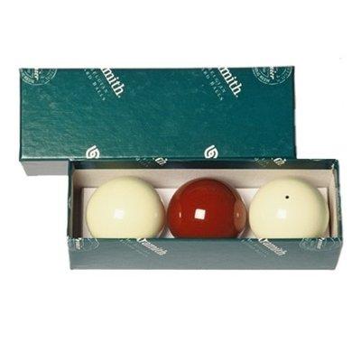 Aramith carambole ballen standaard 61,5 mm