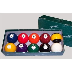Nine ball set 57.2 mm