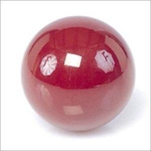Rode carambole bal maat 61,5 mm