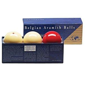 Carom balls Super Aramith de Luxe.
