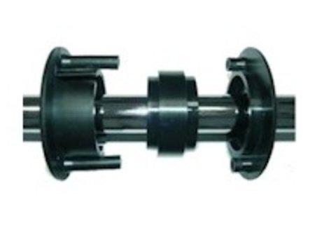 Soccer table rod bearings