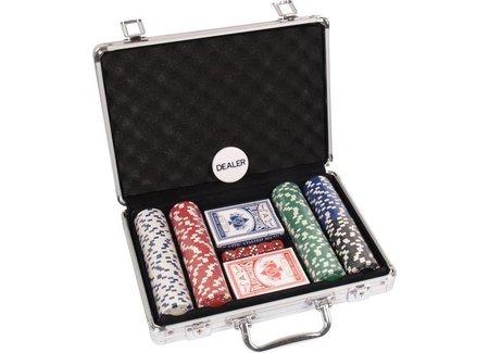 Poker cassettes