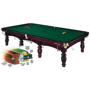 Snooker Billiards Riley Aristocrat stem block