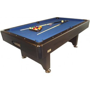 Poolbiljart TopTable Rival, met ball-return! 7ft