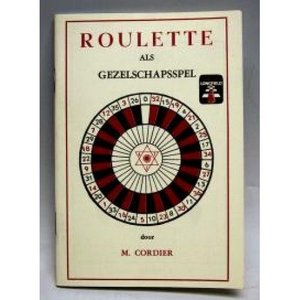 Roulette spelregelboekje nederands
