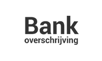 Betaalmethode Bank transfer