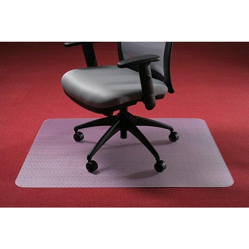 Bureaustoelmat voor zachte vloer - Polycarbonaat-