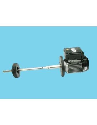 AG mixer flange 230V/370W/1400 0/min aksel 100cm