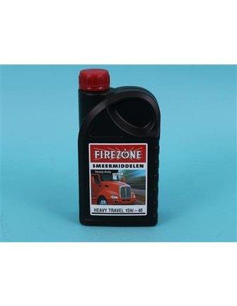 Fire Zone Turbolux 15w40 1 l