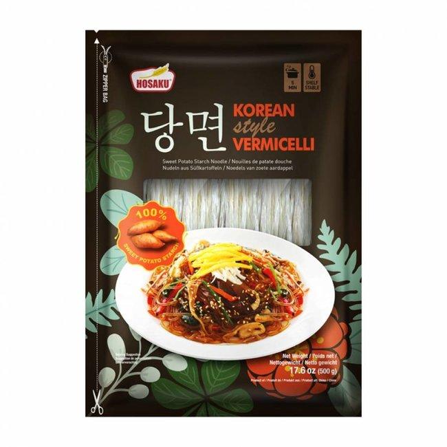 Hosaku Korean Sweet Potato Starch Vermicelli 500g