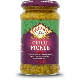 Patak's Original Chilli Pickle 283gr