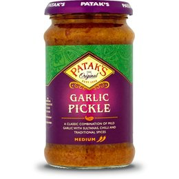 Patak's Original Garlic Pickle 300g