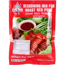 Por Kwan Seasoning Mix Roast Red Pork