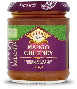 Patak's Original Mango Chutney 340G