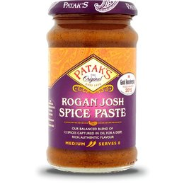 Patak's Original Rogan Josh paste 283G