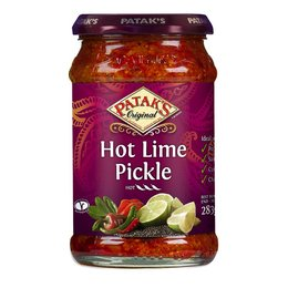 Patak's Original Pittige Limoen pickle 283G