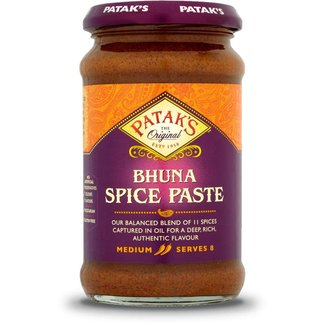 Bhuna fitted 283G - Patak's