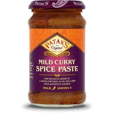 Patak's Original Mild Curry paste 283g