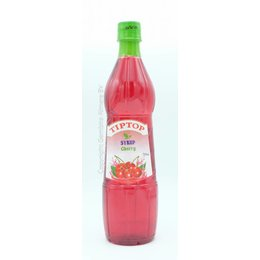 Tiptop Cherry Syrup 700ml