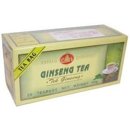 Kepala Djenggot Ginseng tea 20bags