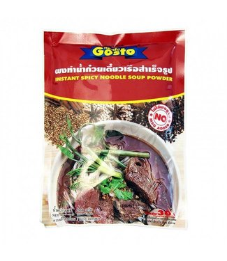 Gosto instant spicy noodle soup powde 208g