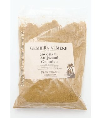 Gembira Almere Anijszaad gemalen 250 gram