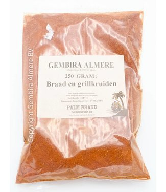 Gembira Almere Roast and grilled herbs 250g