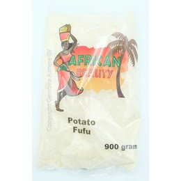 African Beauty Potato Fufu 900 gram