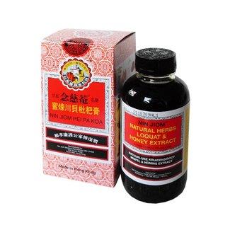 Nin Jiom Pei Pa Koa Natural Herbs Loquat & Honey Extract 150 ml