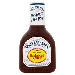 Sweet Baby Ray's Barbecue Sauce 510g