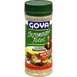 Goya Sazonador Total 312g - With Pepper