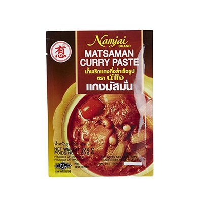 Namjai Matsaman Curry Paste 50g