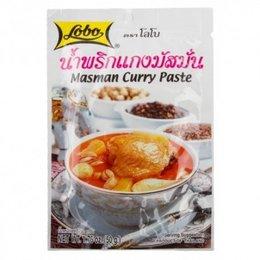 Masman Curry Paste 50g
