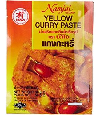 Namjai Yellow Curry Paste 50g