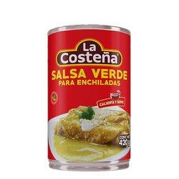 La Costena Salsa Verde para enchiladas 420g