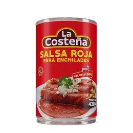 La Costena Salsa Roja para enchiladas 420g